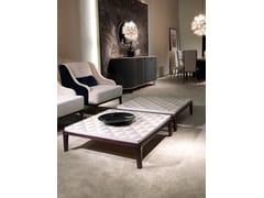Tavolino quadrato da salottoSQUARE | Tavolino - CARPANELLI CONTEMPORARY