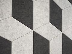 - Acoustic panel TROLDTEKT RHOMB - Troldtekt