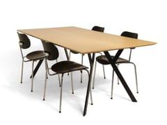 - Rectangular living room table TYPUS | Rectangular table - WILDE+SPIETH Designmöbel