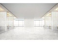 - Ultra thin wall/floor tiles with marble effect ULTRA MARMI | CALACATTA DELICATO - ARIOSTEA