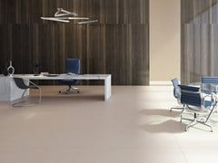 - Flooring with concrete effect ULTRA iCementi │ Ivory - ARIOSTEA