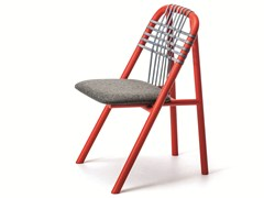 - Open back wooden chair UNAM 01 C/P - Very Wood