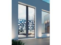 Porta-finestra a battente in legnoUNICA | Porta-finestra a battente - BG LEGNO