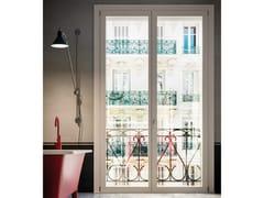 Porta-finestra a battente in legnoUNICA | Porta-finestra in legno - BG LEGNO