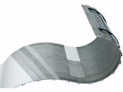 Lastre in cemento alleggerito fibrorinforzatoUNIFLEX - GLOBAL BUILDING