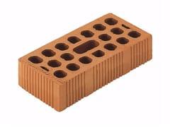 Blocco da muratura in laterizio / Blocco per tamponamento in laterizioMattone Uni 12x25x6 (45%) - WIENERBERGER