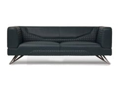 - Upholstered 2 seater leather sofa V098 | 2 seater sofa - Aston Martin by Formitalia Group