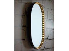 - Wall lamp / mirror VANITY OVAL - Le Deun Luminaires