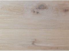 - Brushed oak parquet VECCHIO MULINO BIANCO - Lignum Venetia