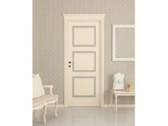 - Lacquered solid wood door VENEZIANA - LEGNOFORM