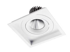 - Faretto a LED quadrato in alluminio da incasso VENICE - LED BCN Lighting Solutions