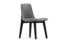 - Upholstered fabric chair VENTURA | Chair - Poliform