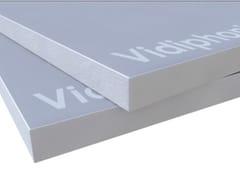 Pannello fonoisolante in gessofibra VIDIPHONIC -