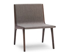 - Wooden guest chair VINAIGRETTE   Easy chair - Passoni Nature