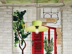 - Rubber pendant lamp VINTAGE 48 SOFT - Lombardo