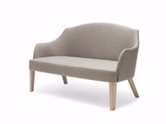 - Fabric small sofa VIRGINIA 281 - Origins 1971