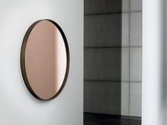 - Specchio rotondo a parete VISUAL ROUND - SOVET ITALIA