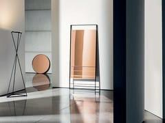 - Specchio rettangolare a parete VISUAL - SOVET ITALIA