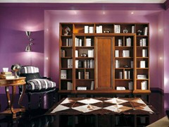 - Libreria a giorno in legno massello VIVRE LUX | Libreria a giorno - Arvestyle
