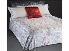 - Cotton bedding set VOYAGER KING SET - sans tabù