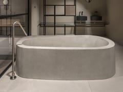 Vasca da bagno in vetroresinaVVR - MOAB 80