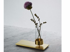 - Brass vase Vase - Brass - Buster + Punch