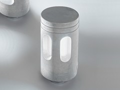 - Cement bollard light WALKING | Cement bollard light - Aldo Bernardi