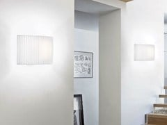 - Fabric wall light WALL STREET - BOVER Il. Luminació & Mobiliario