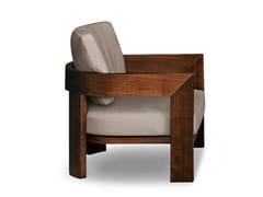 - Outdoor armchair WARHOL IROKO OUTDOOR - Minotti