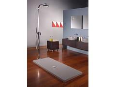 - Contemporary style rectangular Ceramic materials shower tray WATER DROP 70 X 160 | Ceramic shower tray - CERAMICA FLAMINIA