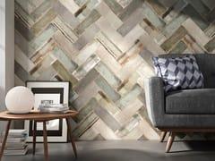 Rivestimento in gres porcellanato effetto legnoWHEAT - IRIS CERAMICA