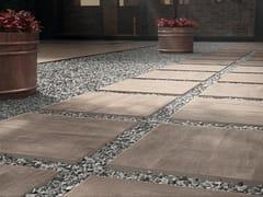 - Outdoor floor tiles with wood effect WILDWOOD 20mm - Gres Panaria Portugal S.A. - Divisão Love Tiles