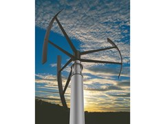 Micro generatore eolico ibridoGENERATORE EOLICO - ECOLIBRÌ