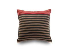 - Square sofa cushion LONGITUDINI | Cushion - Atipico