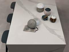 Rivestimento per mobili in gres porcellanatoWORKTOPS - ABK INDUSTRIE CERAMICHE