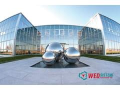 Fontana in metalloWed Water World Reflecting - WED