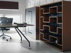 - Open office shelving XEON | Office shelving - BALMA