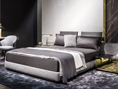 - Bed YANG BED WIDE - Minotti