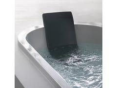 Vasca da bagno idromassaggio ovale da incassoYUMA - BLUBLEU