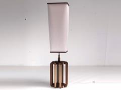 Lampada da terra a luce diretta in zebranoZ 1596 | Lampada da terra - ANNIBALE COLOMBO