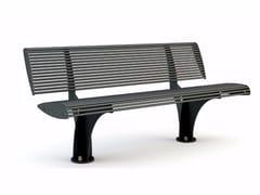 - Modular Bench with back ZEBRA | Modular Bench - Bellitalia