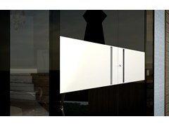 - Contemporary style glass door ZEN GLASS - Interno Doors