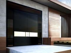 - Glass pivot entry door ZEN GLASS - Interno Doors