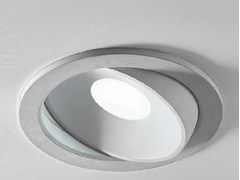 - Adjustable ceiling spotlight ZENIT 2/INC/C - Aldo Bernardi