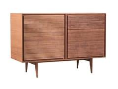 - Wooden sideboard with doors ZERO | Sideboard - Morelato