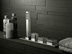 - 4 hole bathtub set ZEUS Q | Bathtub set - Signorini Rubinetterie