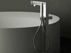 - Floor standing bathtub tap ZEUS Q | Bathtub tap - Signorini Rubinetterie