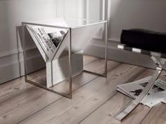 - Aluminium magazine rack ZIN - Systemtronic