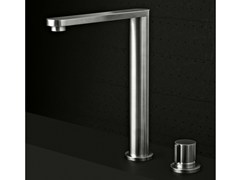- 2 hole countertop washbasin mixer ZIRMA | Countertop washbasin mixer - Signorini Rubinetterie