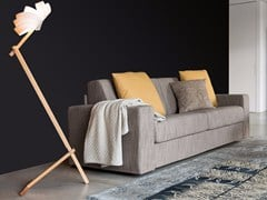 - 2 seater fabric sofa bed ZOOM MAXI - Dall'Agnese